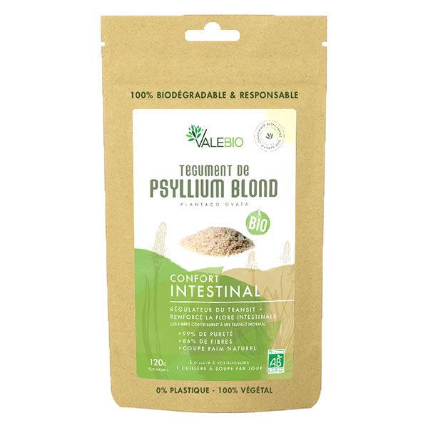 Valebio Psyllium Blond Bio 120g