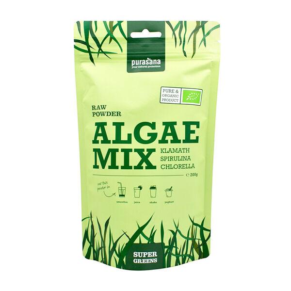 Purasana Algae Mix Poudre Bio 200g