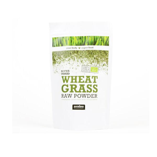Purasana Herbe de Blé Poudre Bio 200g