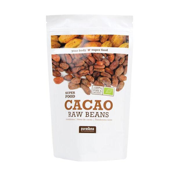 Purasana Fèves Cacao Bio 200g