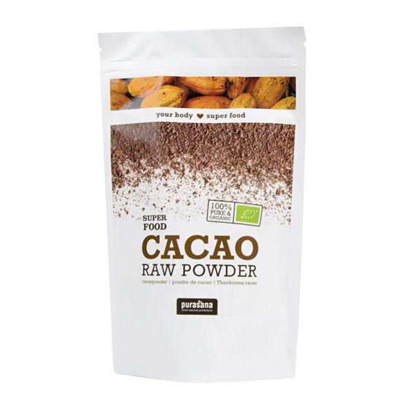 Purasana Cacao Poudre Bio 200g