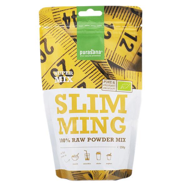 Purasana Slim Ming Mélange Minceur Poudre Bio 250g