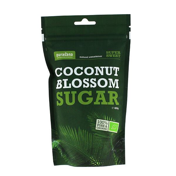 Purasana Sucre de Fleur de Cocotier Bio 300g