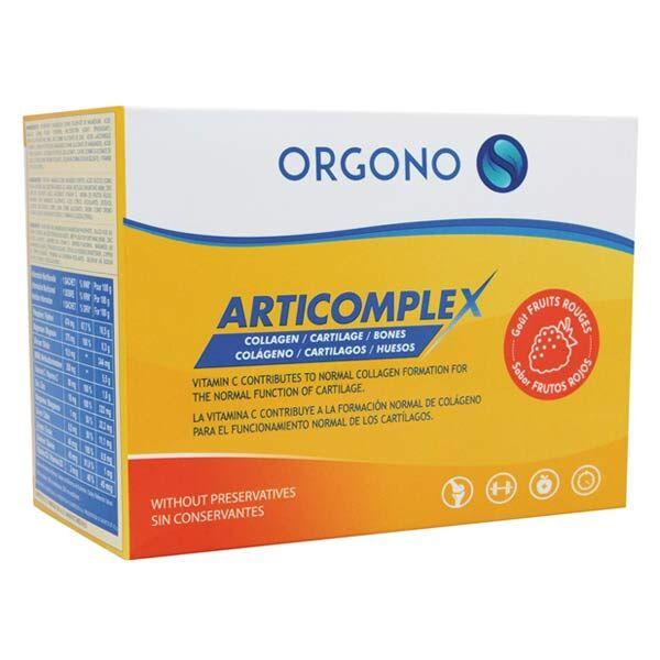 Silicium Espana Orgono Articomplex 30 sachets