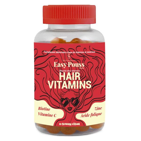 Easy Pouss Hair Vitamines 60 gummies