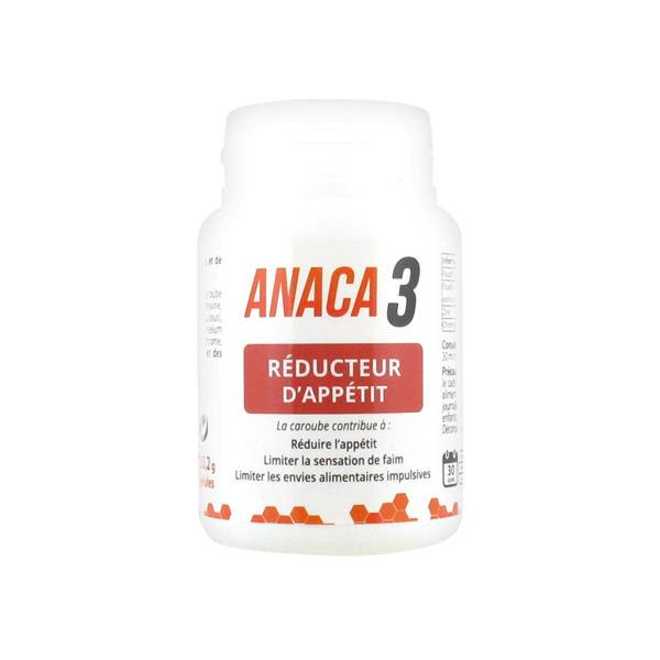 Anaca3 Réducteur d'Appétit 90 gélules