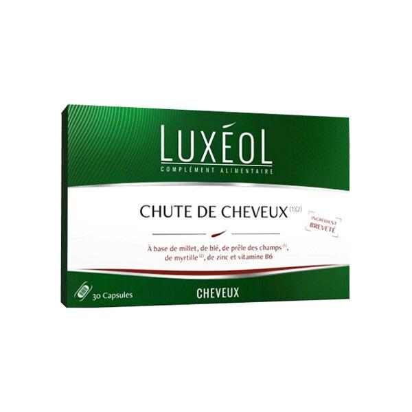 Luxéol Chute de Cheveux 30 capsules