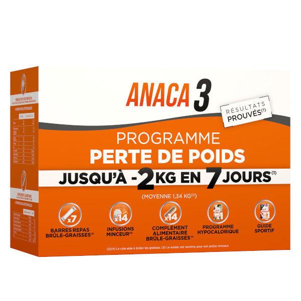Anaca3 Programme Perte de Poids 580g