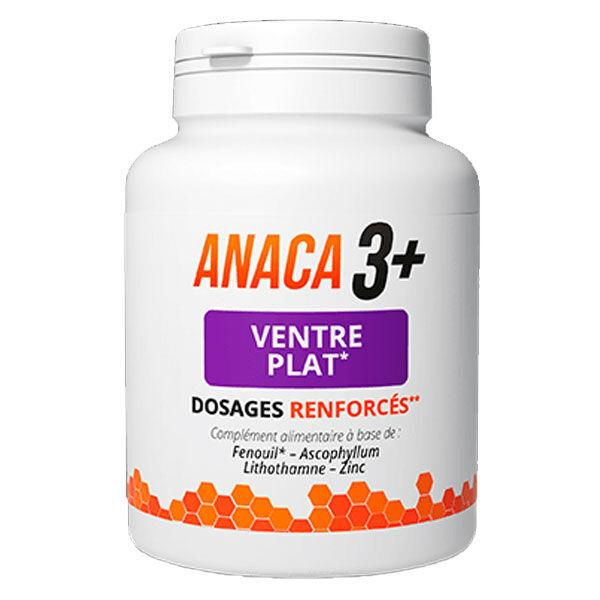 Anaca3+ Ventre Plat 120 gélules
