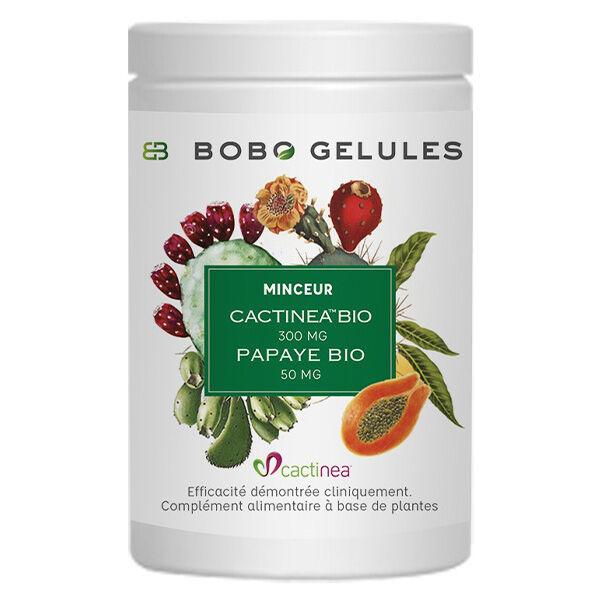 Laboratoires du Docteur Bobo Gélules Cactinea et Papaye Bio 60 gélules