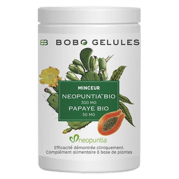 Laboratoires du Docteur Bobo Bobo Gélules Neopuntia et Papaye Bio 60 gélules