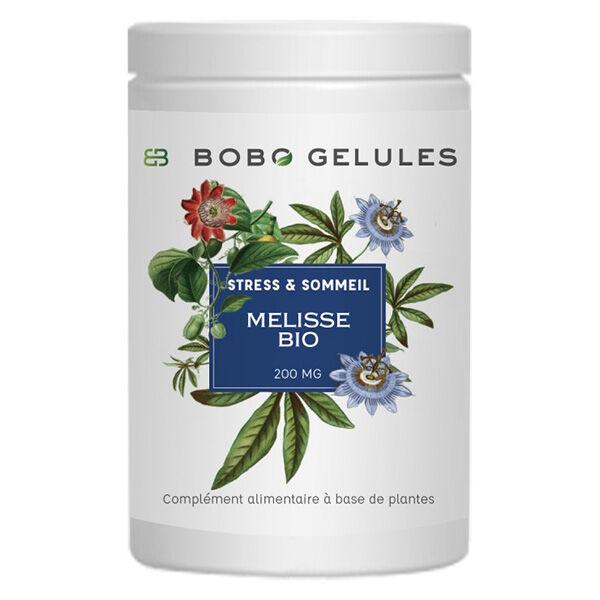 Laboratoires du Docteur Bobo Bobo Gélules Mélisse Bio 30 gélules
