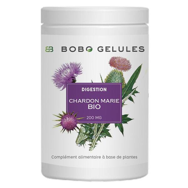 Laboratoires du Docteur Bobo Gélules Chardon Marie Bio 30 gélules