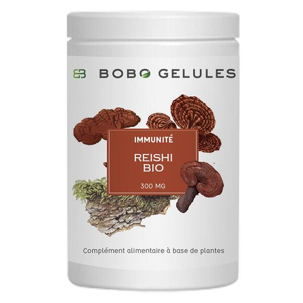Laboratoires du Docteur Bobo Bobo Gélules Reishi Bio 30 gélules