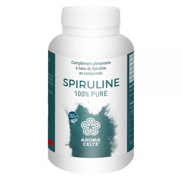 Aroma Celte Spiruline 200 comprimés