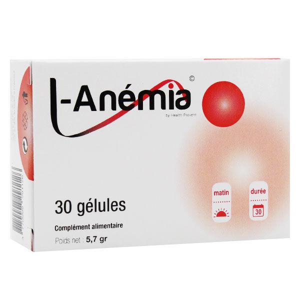 Health Prevent L-Anémia 30 gélules