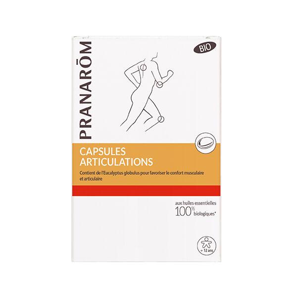 Pranarom Aromalgic Articulations Bio 30 capsules