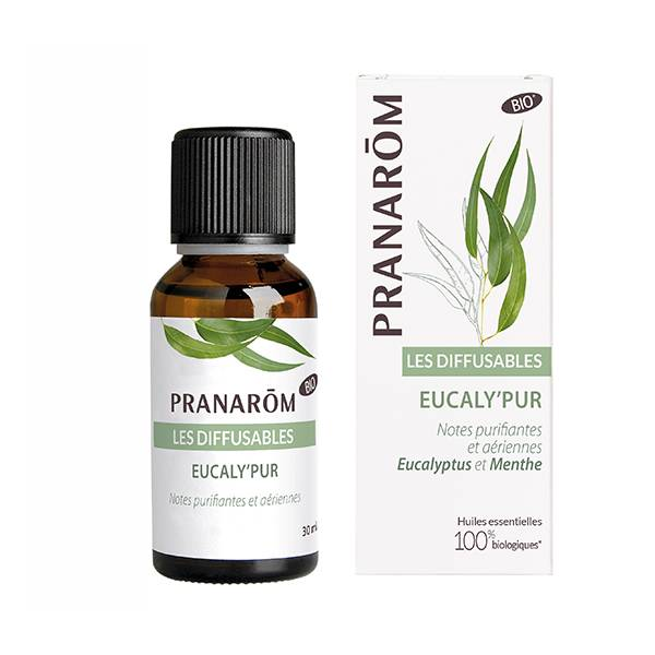 Pranarom Synergies Pour Diffuseur Eucaly'Pur Bio 30ml