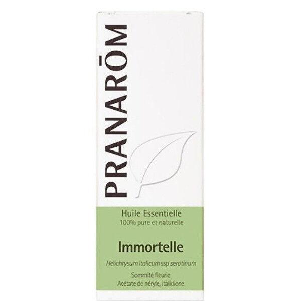 Pranarom Huile Essentielle Immortelle 10ml