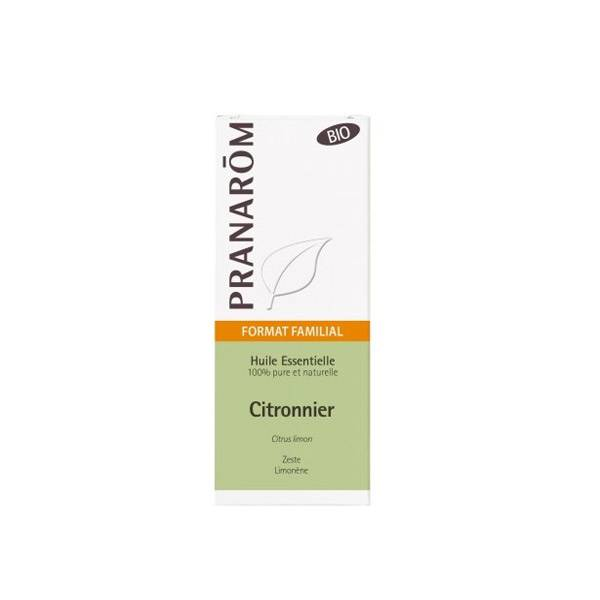 Pranarom Huile Essentielle Citronnier Bio 30ml