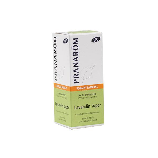 Pranarom Huile Essentielle Lavandin Super Bio 30ml