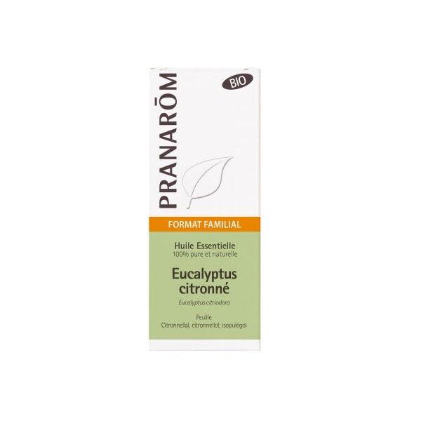 Pranarom Huile Essentielle Eucalyptus Citronné Bio 30ml