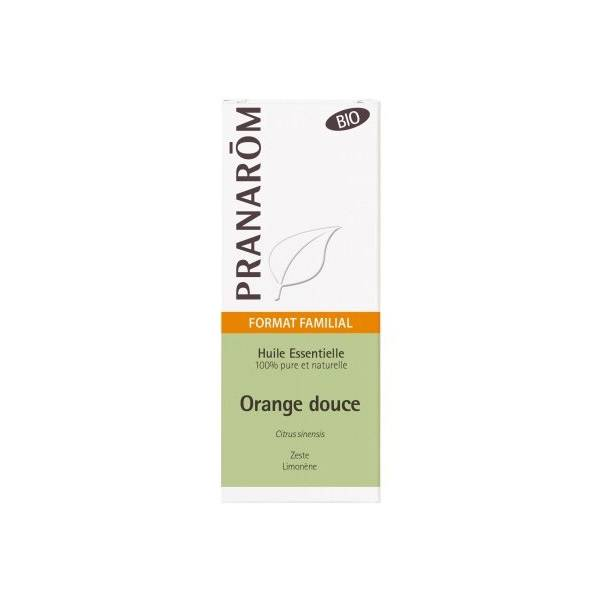 Pranarom Huile Essentielle Orange Douce Zeste Bio 30ml