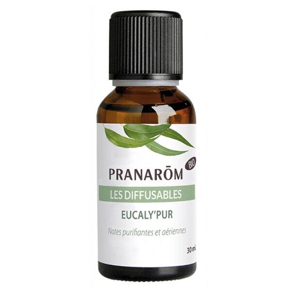 Pranarom Les Diffusables Spray Eucaly'Pur Bio 30ml