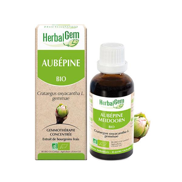 Herbalgem Aubépine Bourgeons Bio 30ml