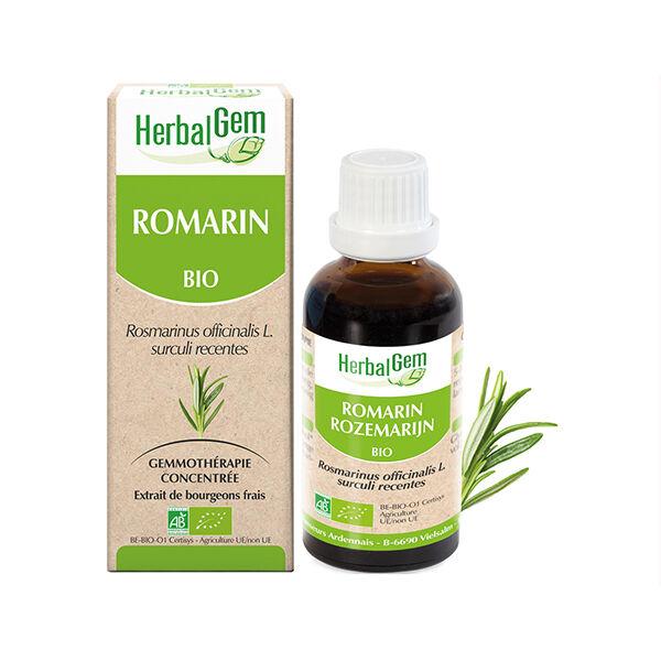 Herbalgem Macérat Concentré Romarin Bio 30ml
