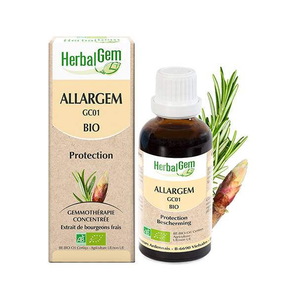Herbalgem Allargem Complexe Protection Bio 30ml