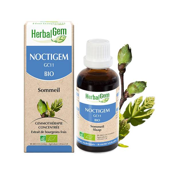 Herbalgem Noctigem Complexe Sommeil Bio 30ml