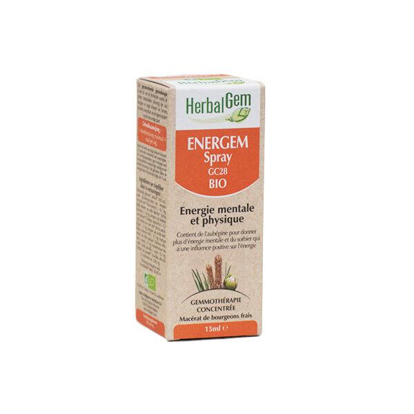 Herbalgem Energem Bio Spray 15ml