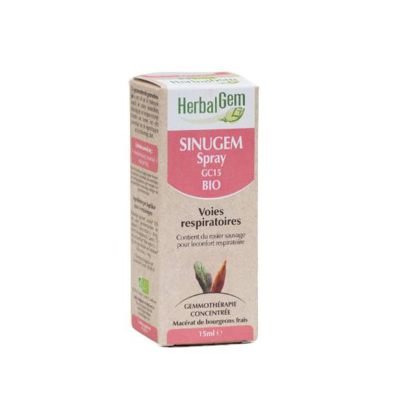 Herbalgem Sinugem Bio Spray 15ml