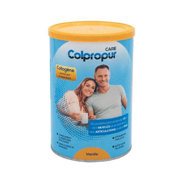 Colpropur Care Vanille Collagène Hydrolysé 30 doses 300g