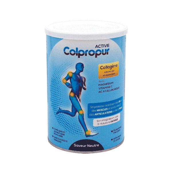 Colpropur Active Neutre Collagène Hydrolysé 30 doses 330g