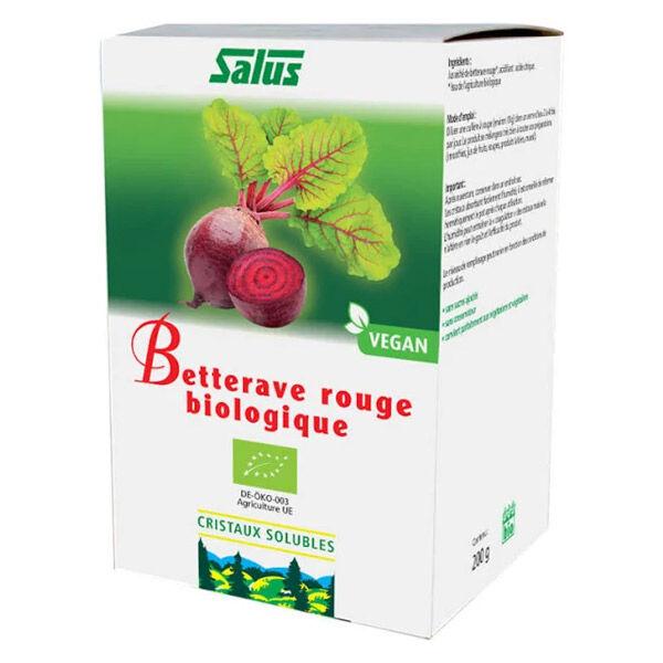 Salus Cristaux de Betterave Rouge Bio 200g