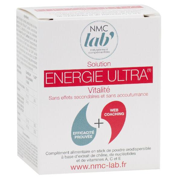 NMC Lab' Solution Energie Ultra 21 sticks
