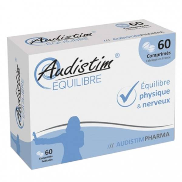 AudistimPharma Audistim Equilibre 60 comprimés