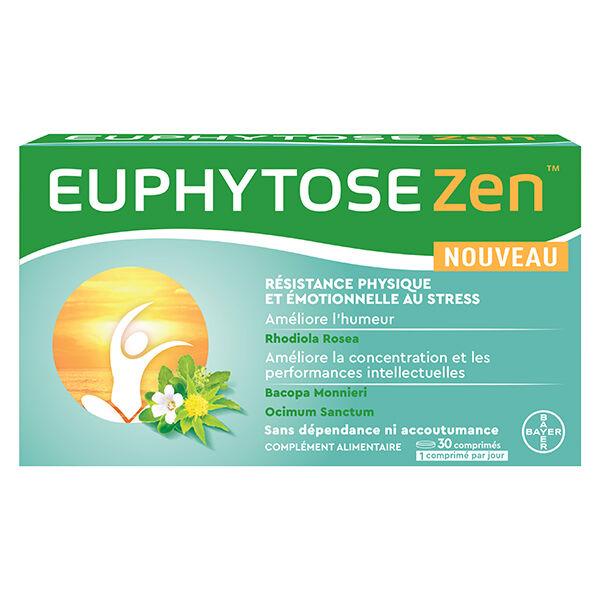 Bayer Healthcare Euphytose Zen 30 comprimés