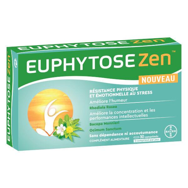 Bayer Euphytose Zen 30 Comprimés