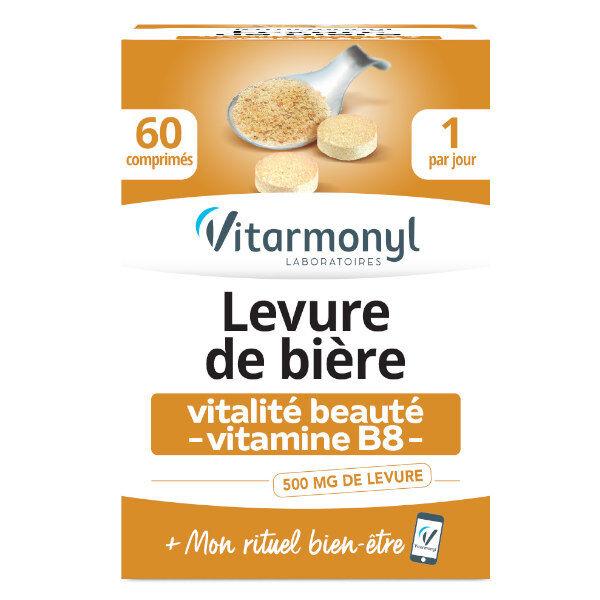 Vitarmonyl Vitarmony Levure de Bière 60 comprimés