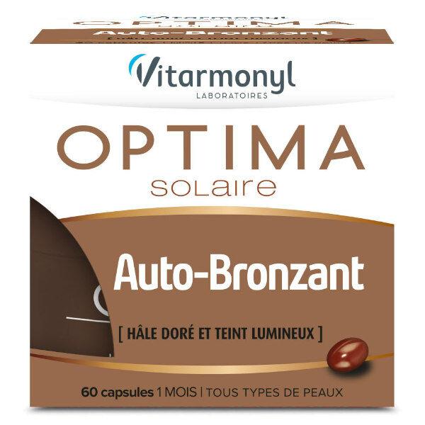 Vitarmonyl Beauté Optima Auto-Bronzant 60 capsules