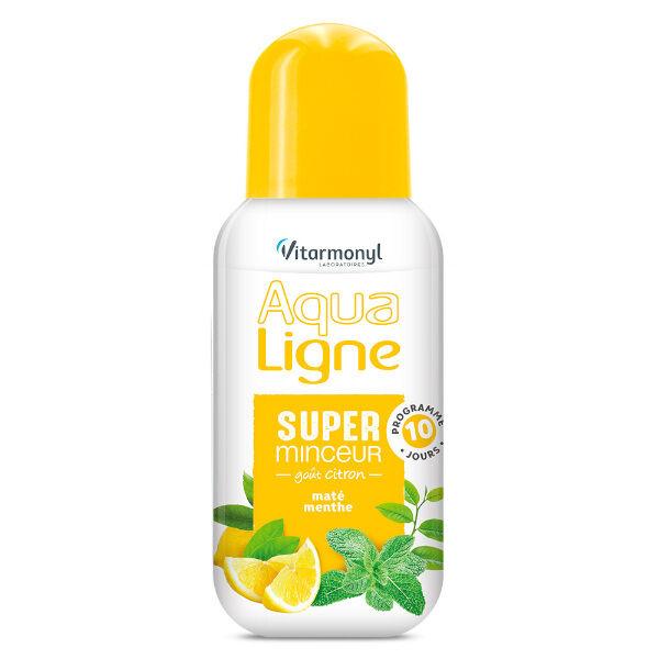 Vitarmonyl Aqualigne Super Minceur Goût Citron 400ml