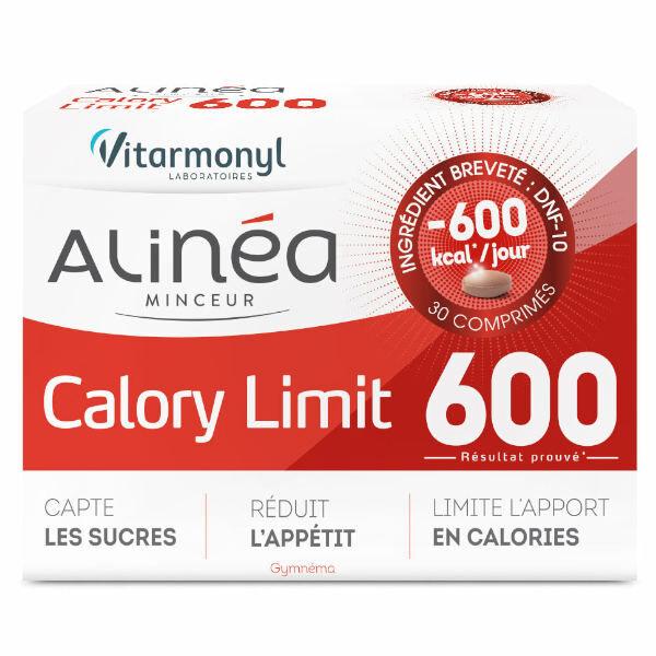 Vitarmonyl Beauté Alinéa Minceur Calory Limit 600 30 comprimés