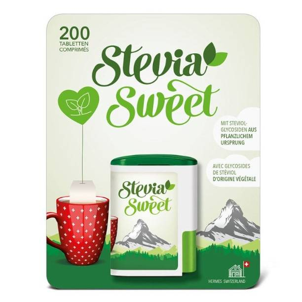 Dermagor Stévia Sweet 200 comprimés