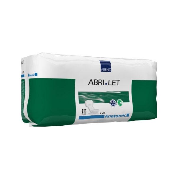 Abena Frantex Abri-Let Couche Anatomic 500ml 20 unités
