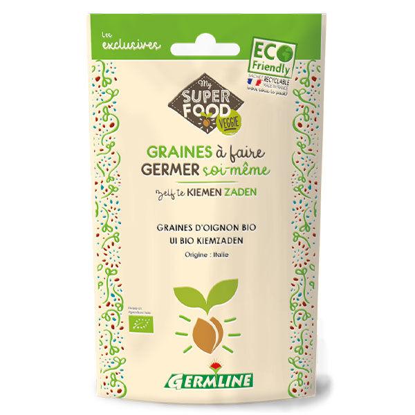 Germ'Line Germline Graines à Germer Oignon Bio 50g