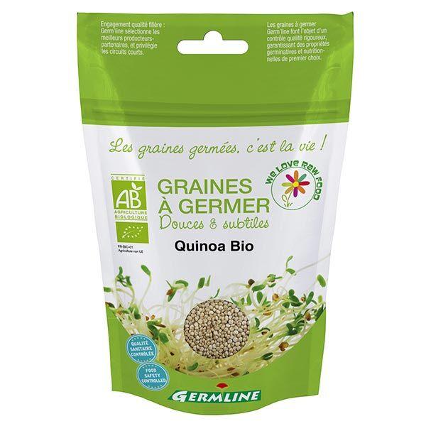 Germ'Line Germline Graines à Germer Quinoa Bio 200g