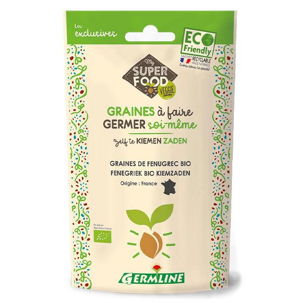 Germ'Line Germline Graines à Germer Fenugrec Bio 150g